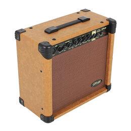 Гитарное усиление - STAGG 20 AA R Комбоусилитель, 0