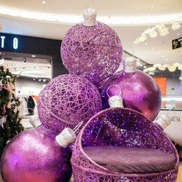 Новогодний декор и аксессуары - Световая Фотозона Festive Light 200 см, 0