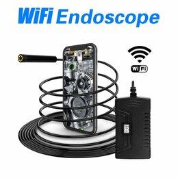 Наушники и Bluetooth-гарнитуры - Эндоскоп для телефона USB 1920*1080 3,5м, 0