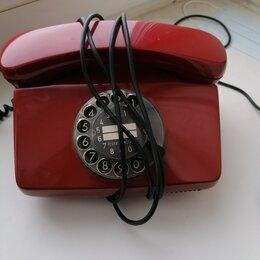 Проводные телефоны - Проводной телефон советский, 0