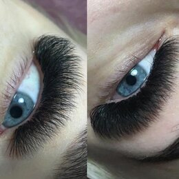 Для глаз - Наращивание ресниц , 0