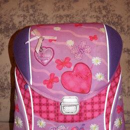 Рюкзаки, ранцы, сумки - Ранец школьный ортопедический для девочки Испания, 0