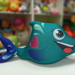"Мягкие игрушки - Игрушка-антистресс ""Дельфин Саманта"", 0"
