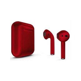 Наушники и Bluetooth-гарнитуры - Apple AirPods (New Rasberry) Беспроводные наушники в футляре с возможностью б..., 0