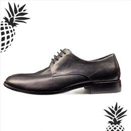Туфли - Мужские Кожаные Туфли, 45 размер, 0