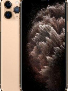 Мобильные телефоны - Apple iPhone 11 Pro Max 64Gb Gold (RFB), 0