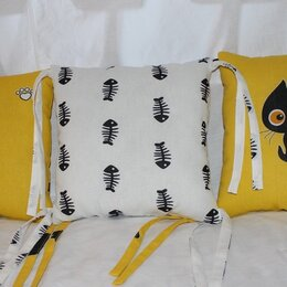 Аксессуары для безопасности - Бортики подушечки в детскую кроватку , 0