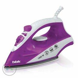 Утюги - Утюг BBK ISE-1802 фиолетовый, 0