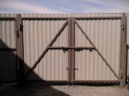 Металлопрокат - Забор из евроштакетника, 0