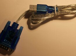 Компьютерные кабели, разъемы, переходники - Преобразователь USB<->RS232/RS485/TTL, 0