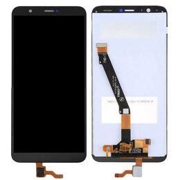 Дисплеи и тачскрины - Дисплей для Huawei P-Smart, FIG-LX1, Honor 7S,…, 0