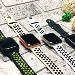 Умные часы и браслеты - Фитнес браслет Smart Band F8, 0