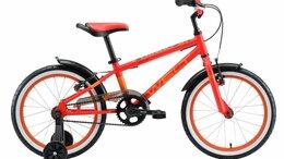 """Велосипеды - Детский велосипед WELT Dingo 18"""" (2021), 0"""