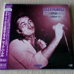 Музыкальные CD и аудиокассеты - Deep Purple - Scandinavian Nights Stockholm 1970 Japan Mini Vinyl 2CD Sealed, 0