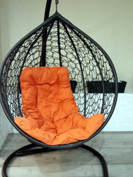 Подвесные кресла - Кресло кокон ротанг, 0