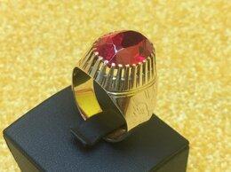 Кольца и перстни - Золотое кольцо с Рубином 583 пробы массой 10.7 …, 0