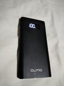 Зарядные устройства и адаптеры - Внешний аккумулятор Power bank - Qumo Quick…, 0