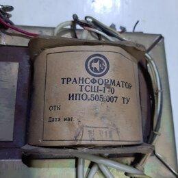 Трансформаторы - Трасформатор ТСШ-170, 0