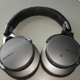 Наушники и Bluetooth-гарнитуры - Беспроводные наушники Sony MDR-1A BT, 0