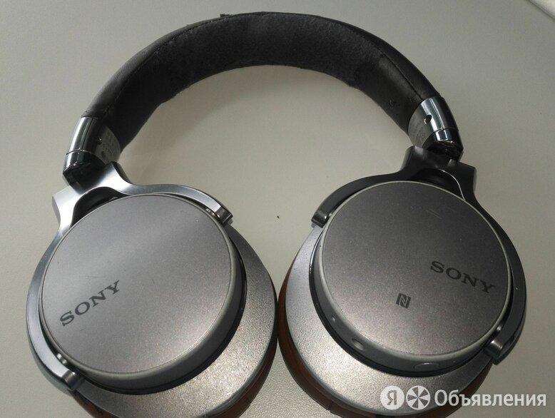 Беспроводные наушники Sony MDR-1A BT по цене 4500₽ - Наушники и Bluetooth-гарнитуры, фото 0