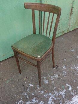 Стулья, табуретки - Два винтажных стула, 0