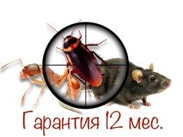 Дезинфицирующие средства - Уничтожение тараканов клопов блох муравьёв и…, 0