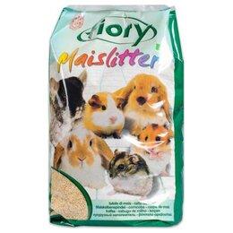 Сено и наполнители - Fiory Maislitter 5 л  Наполнитель кукурузный для грызунов, 0
