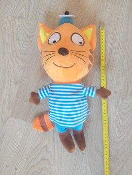 Мягкие игрушки - Три кота Коржик 34см, 0