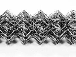 Заборчики, сетки и бордюрные ленты - Сетка Рабица от Производителя, 0