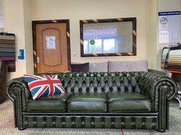 Диваны и кушетки - диван Chester в коже brush-off , 0