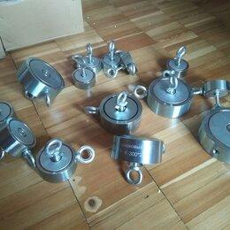 Металлоискатели - Мощный магнит для поиска 300 кг, 0