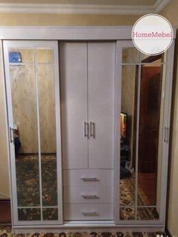 Шкафы, стенки, гарнитуры - Шкаф купе с зеркалами , 0