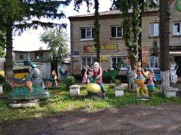 Садовые фигуры и цветочницы - Скульптуры, 0