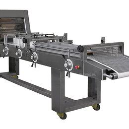 Тестомесильные и тестораскаточные машины - Машина тестозакаточная Восход ТЗ-6, 0