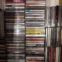Музыкальные CD и аудиокассеты - сд диски фирменные Япония , США, европа  коллекция , 0