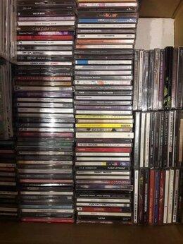 Музыкальные CD и аудиокассеты - сд диски фирменные Япония , США, европа …, 0