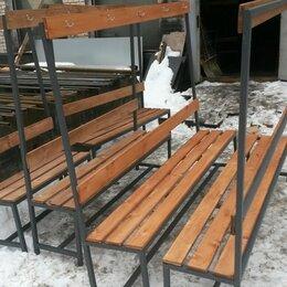 Скамейки - скамейка для раздевалки, 0