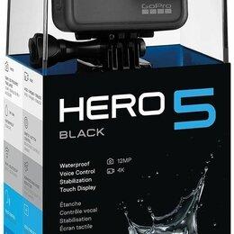 Экшн-камеры - Экшн камера Gopro Hero 5 Black в идеальном состоянии  , 0