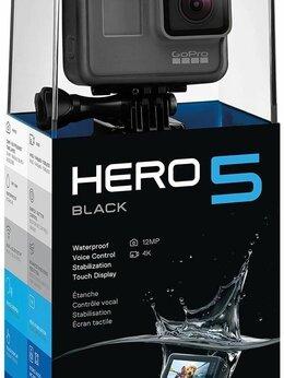 Экшн-камеры - Экшн камера Gopro Hero 5 Black в идеальном…, 0