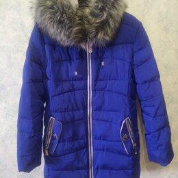 Пуховики - Пуховик, куртка женская размер 48-50, 0