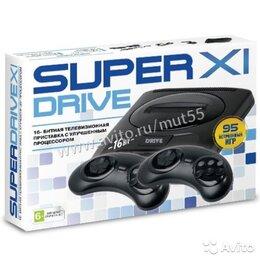 Ретро-консоли и электронные игры - Sega Super Drive 11 (95-in-1) Black, 0