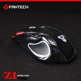 Мыши - Игровая мышь FanTech Z1 Warlock, 0