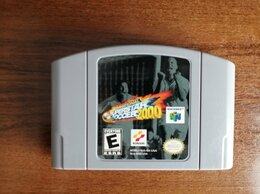Игры для приставок и ПК - International Superstar Soccer 2000 (Nintendo 64), 0
