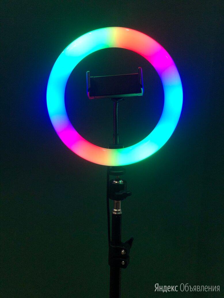 Кольцевая лампа цветная  по цене 1690₽ - Осветительное оборудование, фото 0