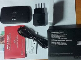 3G,4G, LTE и ADSL модемы - Мобильный роутер Huawei 8210F МТС, 0