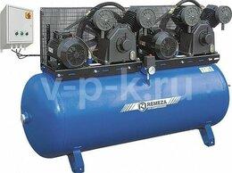 Воздушные компрессоры - Поршневой компрессор Remeza СБ4/Ф-500.W95ТБ, 0