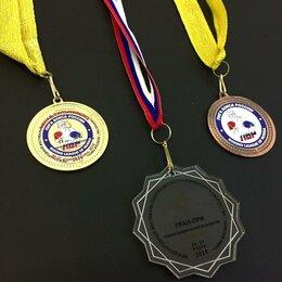 Жетоны, медали и значки - Медали на заказ , 0