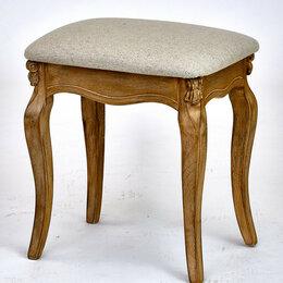 Пуфики - Пуфик с мягким сиденьем шато 43 см Maria&Stefania, 0