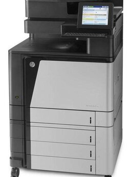 Принтеры и МФУ - Мфу Hp Laserjet m880z+ enterprise color А3, 0
