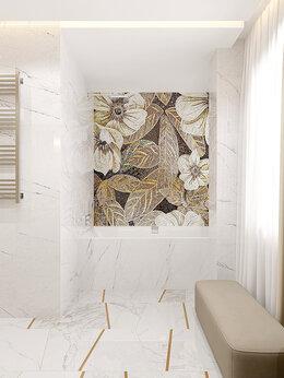 Мозаика - Мозаика в ванную комнату, 0